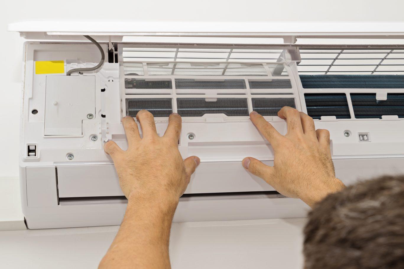 Fique de olho nos aparelhos de ar-condicionado neste verão