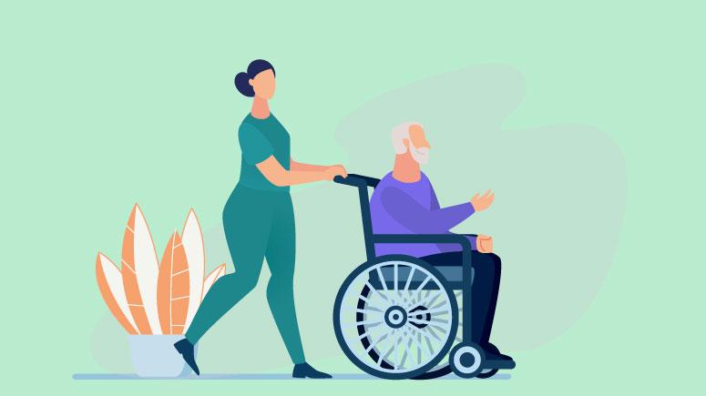 Cuidador de idosos: saiba aqui o que faz e como atuar na área