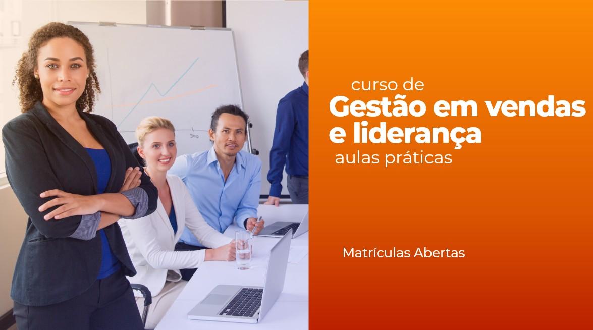 gestão em vendas e liderança