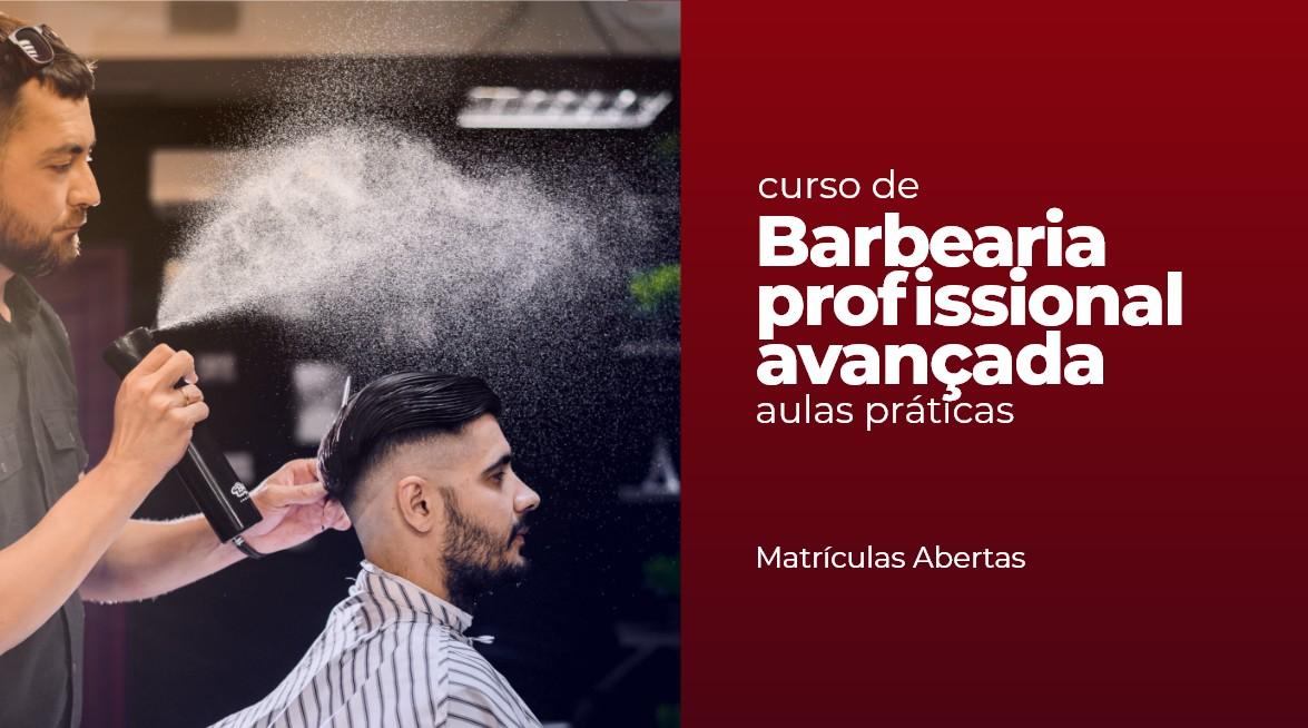 barbearia profissional avançada