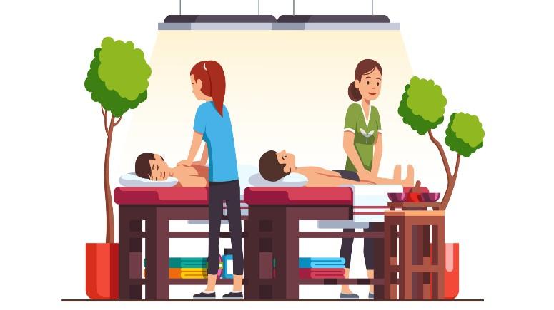 Quais são as vantagens da capacitação em massagem?