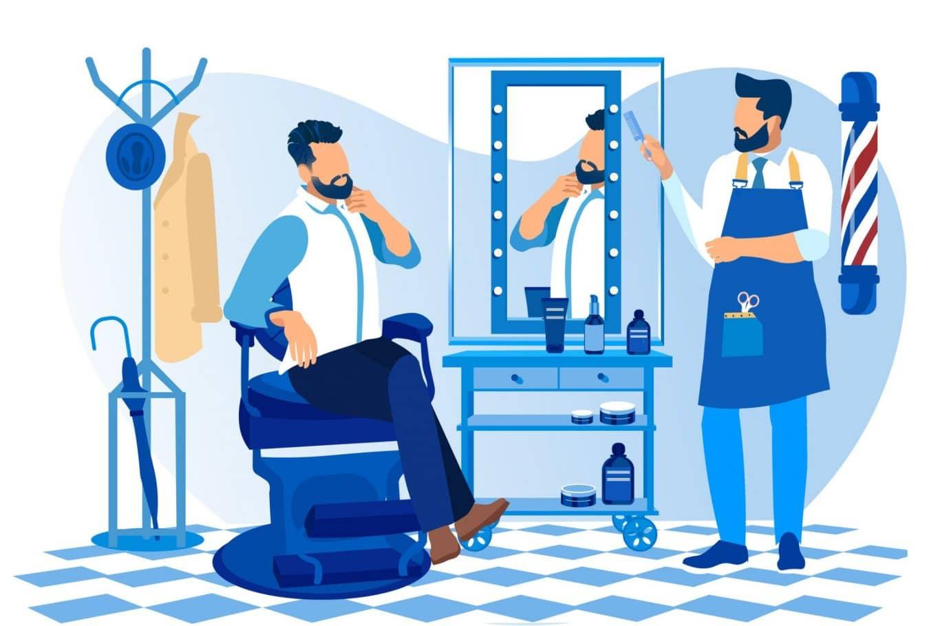 4 motivos para você fazer um curso de barbearia!