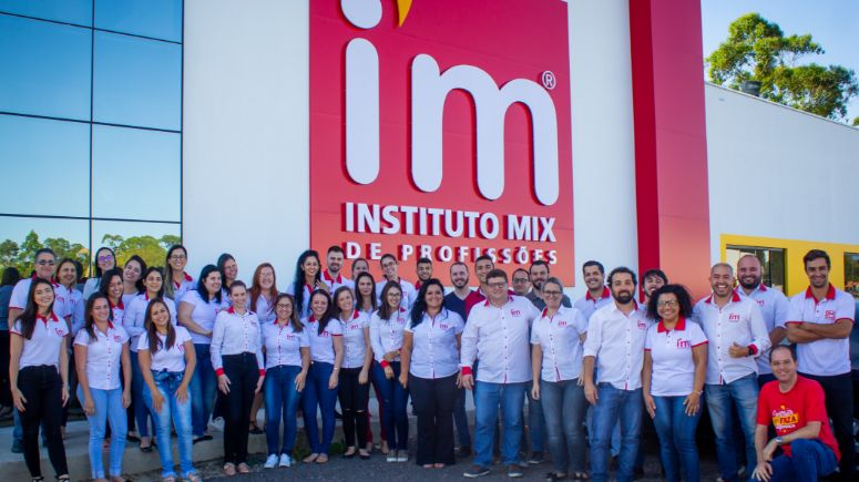 Retrospectiva 2019 Instituto Mix de Profissões
