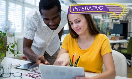 Designer gráfico – interativo