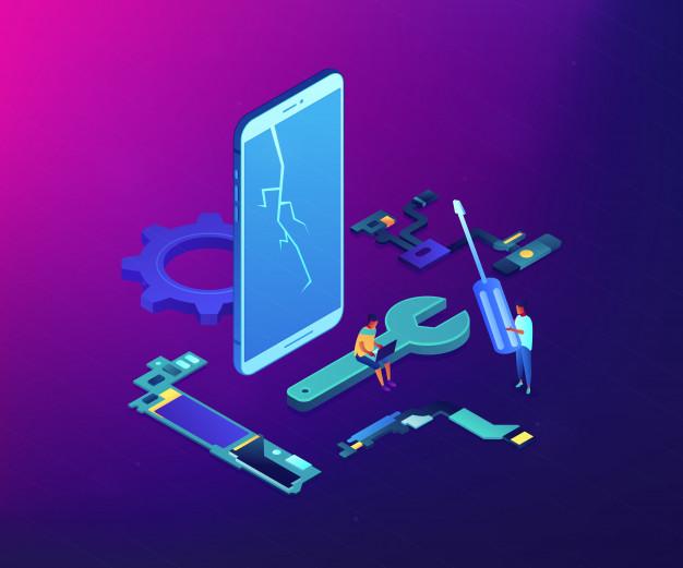 Conserto de celulares cresce no mercado da tecnologia