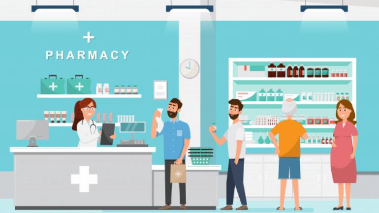 Precisa-se de atendente de farmácia