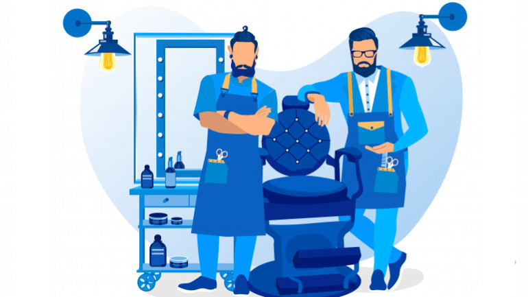 Barbershops se reinventam durante a crise