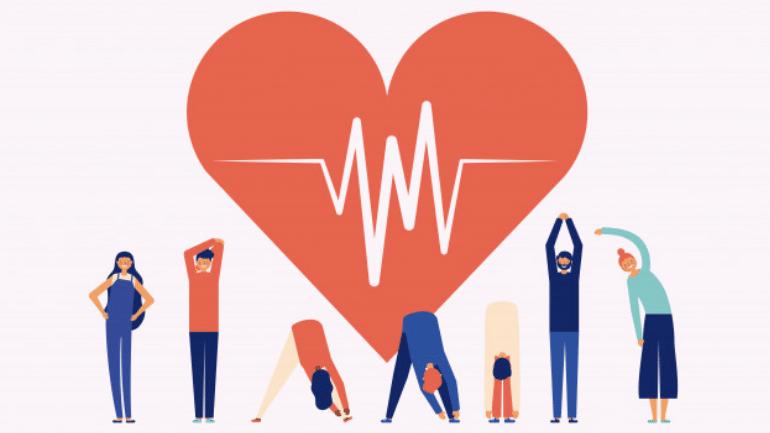 Saúde em foco no isolamento social
