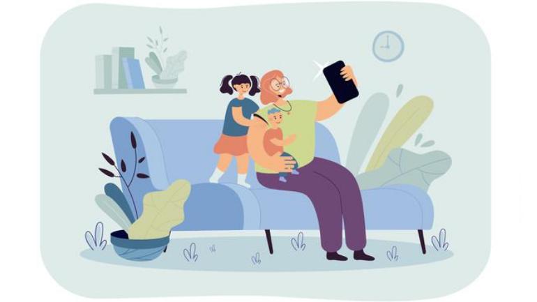 As mães e superação dos desafios na pandemia